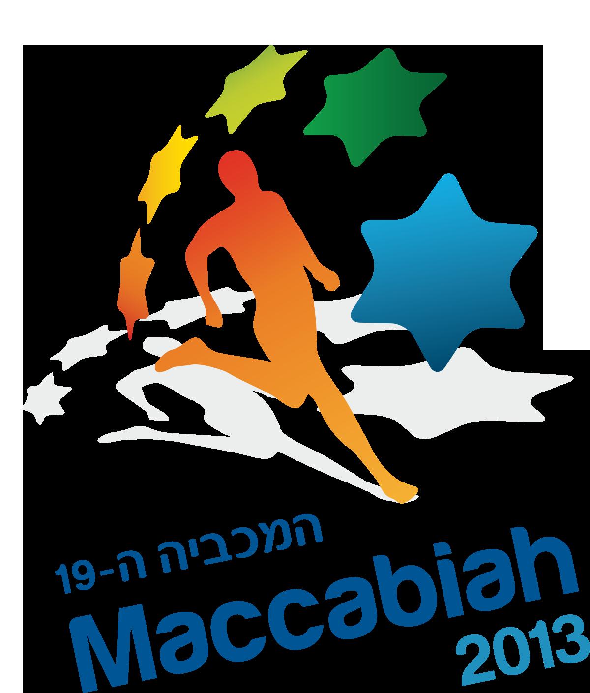 לוגו-המכבייה-ה-19