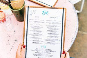 כתיבת תפריט או פתיחת מסעדה? מה קודם? השאלה שתחסוך לך הרבה כסף